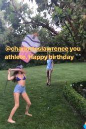 Charlotte Lawrence - Social Media 06/18/2018