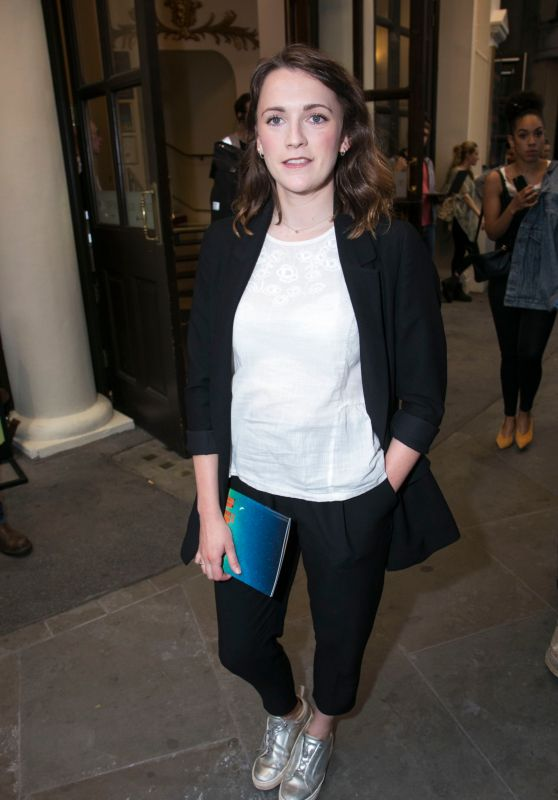 "Charlotte Ritchie – ""The Jungle"" Special Gala Performance in London"