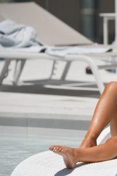 Chelsee Healey in Bikini - Sunbathing in Spain 6/19/2018