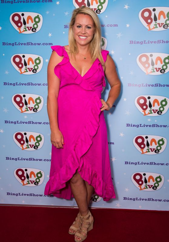 Chemmy Alcot - Bing Live UK Tour Gala Even in London 06/24/2018