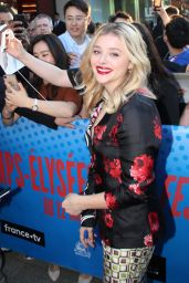 Chloe Grace Moretz - 2018 Champs Elysees Film Festival in Paris