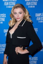 Chloe Moretz - 2018 Champs Elysees Film Festival Closing Ceremony in Paris