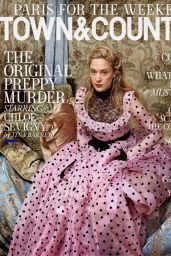 Chloe Sevigny - Town & Country Magazine August 2018