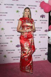 Chloe Sims - Prettylittlething x Maya Jama Launch Party in London