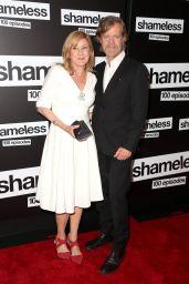 "Chloe Webb – ""Shameless"" 100th Episode Red Carpet Celebration in LA"