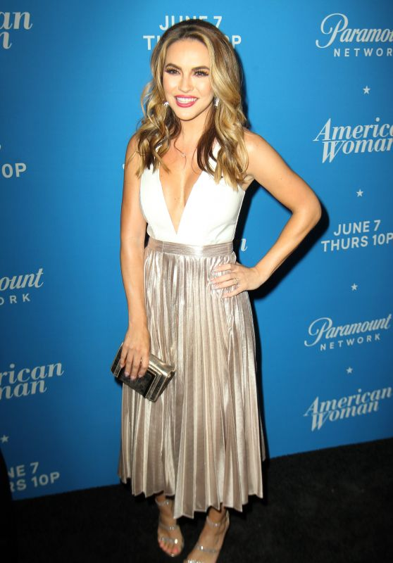 "Chrishell Stause – ""American Woman"" Premiere Party in LA"