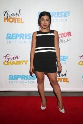 "Chrissie Fit – Reprise 2.0 Presents ""Sweet Charity"" Play in LA 06/20/2018"
