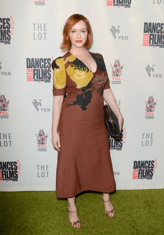 "Christina Hendricks - ""Antiquities"" Premiere in Hollywood"