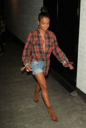 Christina Milian at The P Nightclub in Hollywood 06/11/2018