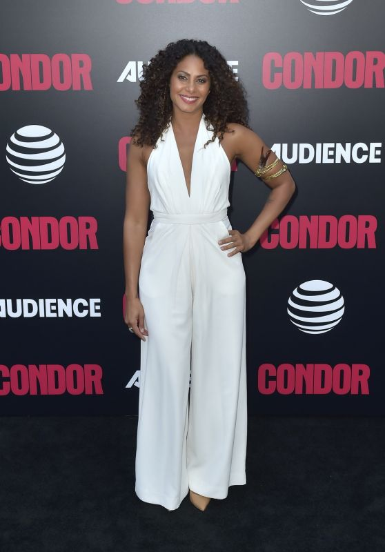 Christina Moses – Audience Network's Condor Premiere Event in LA