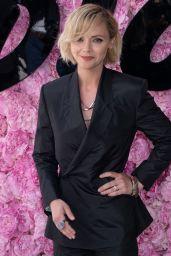 Christina Ricci - Dior Homme Show SS19 in Paris 06/23/2018