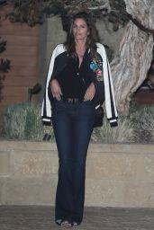 Cindy Crawford at SoHo House in Malibu 06/23/2018