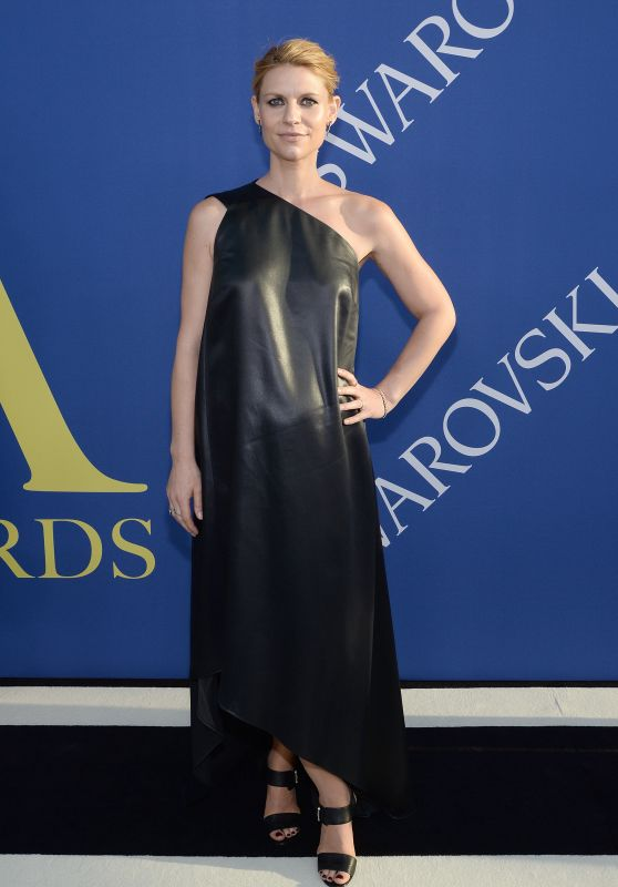 Claire Danes – 2018 CFDA Fashion Awards in NYC