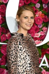 Claire Danes - 2018  Tony Awards in NYC