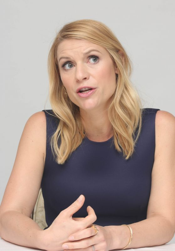 "Claire Danes - ""A Kid Like Jake"" Press Conference Portraits"