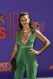 Claudia Jordan – 2018 BET Awards in Los Angeles