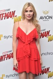 """Comfort Clinton – """"Ant-Man and the Wasp"""" Premiere in New York"""