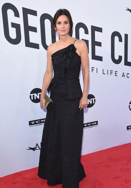 Courteney Cox – 46th AFI Life Achievement Award Gala in LA