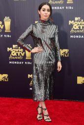 Cristin Milioti – 2018 MTV Movie And TV Awards in Santa Monica