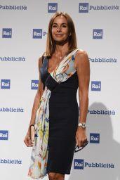 Cristina Parodi – Presentation Palinsesti Rai in Milan 06/27/2018