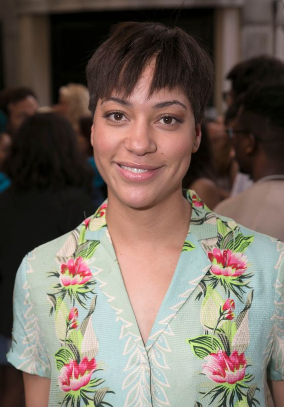"Cush Jumbo – ""The Jungle"" Special Gala Performance in London"