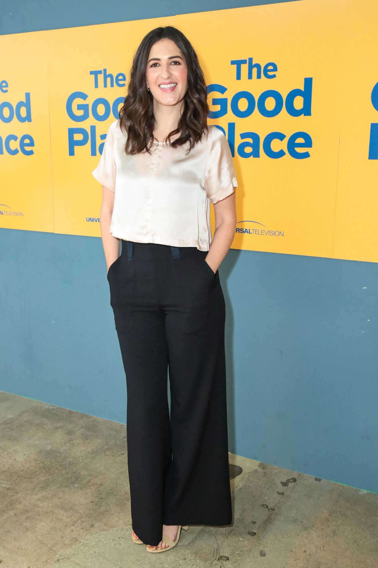 Darcy carden the good place fyc event in los angeles - 2019 year