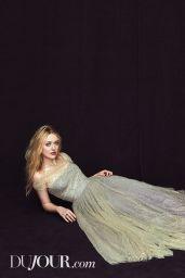Dakota Fanning - DoJour Magazine June 2108