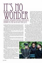 Dakota Fanning - Emmy Magazine USA July 2018