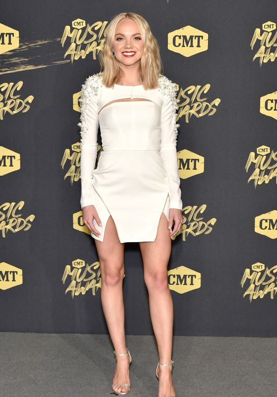 Danielle Bradbery – 2018 CMT Music Awards in Nashville