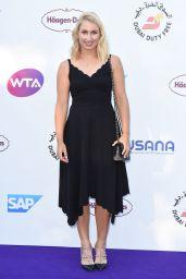 Daria Gavrilova – WTA Tennis on The Thames Evening Reception in London 06/28/2018