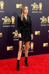 Delilah Hamlin – 2018 MTV Movie And TV Awards in Santa Monica