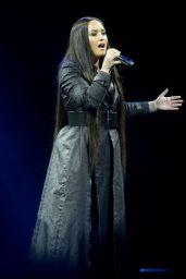 Demi Lovato - Performing in Glasgow 06/13/2018