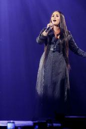 Demi Lovato - Performs in Concert in Barcelona 06/21/2018