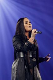 Demi Lovato - Performs in Concert in Barcelona 06/21/2018