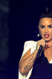 Demi Lovato - Rock in Rio Lisboa Music Festival 06/24/2018