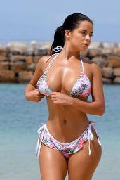 Demi Rose Hot in Bikini on Holiday in Cape Verde 06/13/2018
