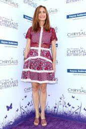 Diane Farr – 2018 Chrysalis Butterfly Ball in LA
