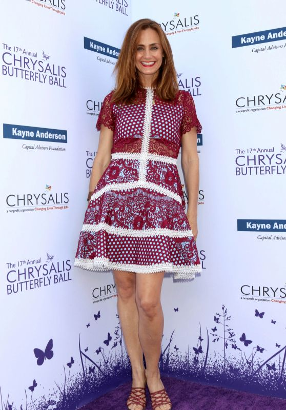 Diane Farr – 2018 Chrysalis Butterfly Ball in LA