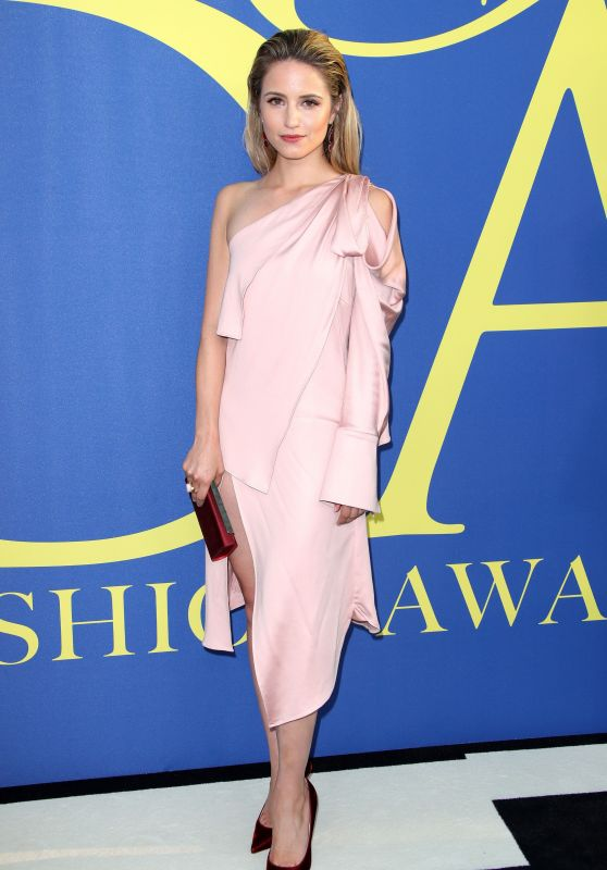 Dianna Agron – 2018 CFDA Fashion Awards in NYC