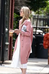 Dianna Agron - Out in New York 06/15/2018