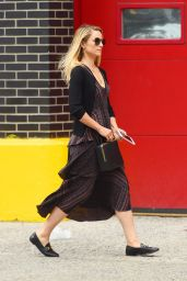 Dianna Agron - Out in New York City 06/28/2018