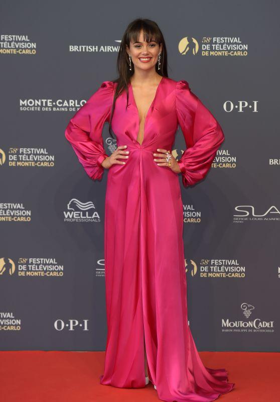 Dina Shihabi – 2018 Monte Carlo TV Festival Opening Ceremony