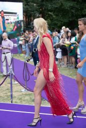 Donna Vekic – WTA Tennis on The Thames Evening Reception in London 06/28/2018