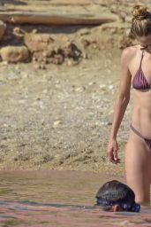 Doutzen Kroes in Bikini - Holidays in Ibiza 06/21/2018