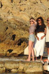 Doutzen Kroes in Ibiza 06/19/2018