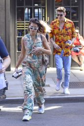 Dua Lipa Street Fashion - NYC 06/19/2018