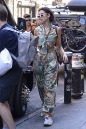 Dua Lipa Street Fashion - NYC 06/19/2018