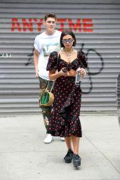 Dua Lipa With Her Boyfriend Isaac Carew in New York 06/18/2018