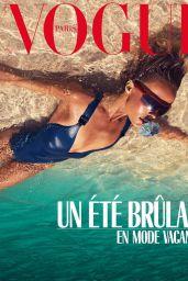 Edie Campbell - Vogue Paris July 2018