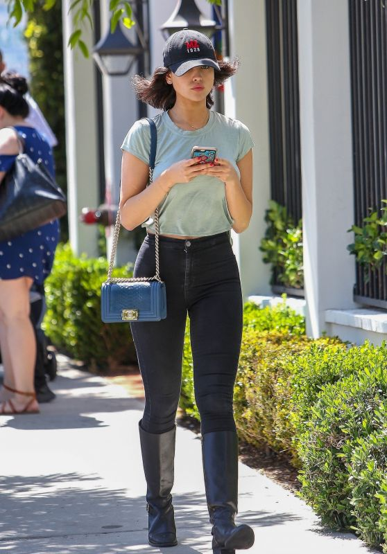 Eiza Gonzalez Casual Style - West Hollywood 06/09/2018